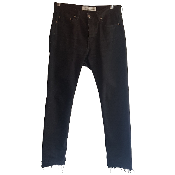 Golden Goose Black Denim - Jeans Trousers