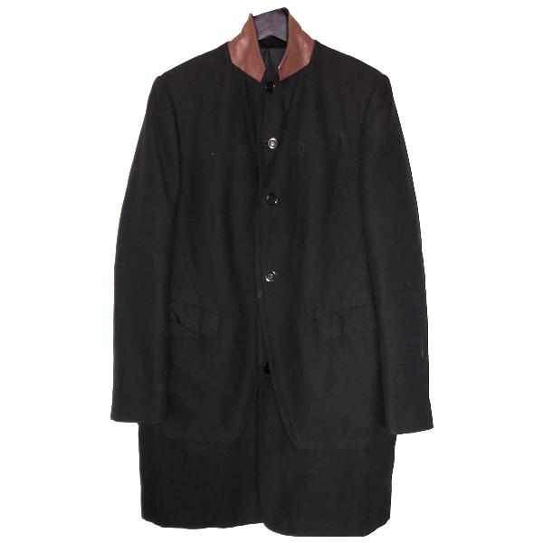 Undercover Black Wool Jacket