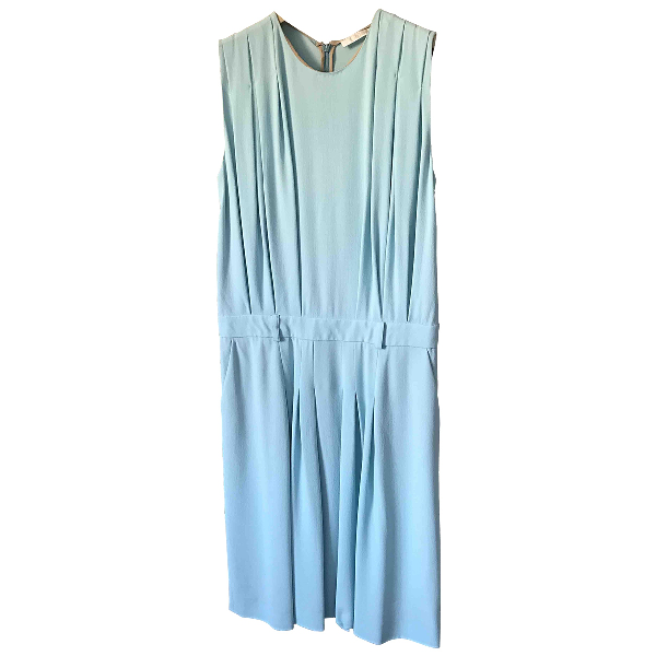 ChloÉ Blue Dress