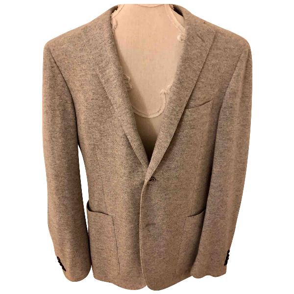 Corneliani Grey Cashmere Jacket
