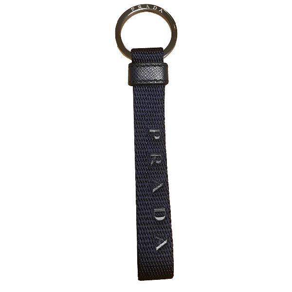Prada Navy Cloth Small Bag, Wallet & Cases