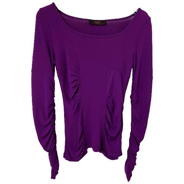 Versus Purple  Top