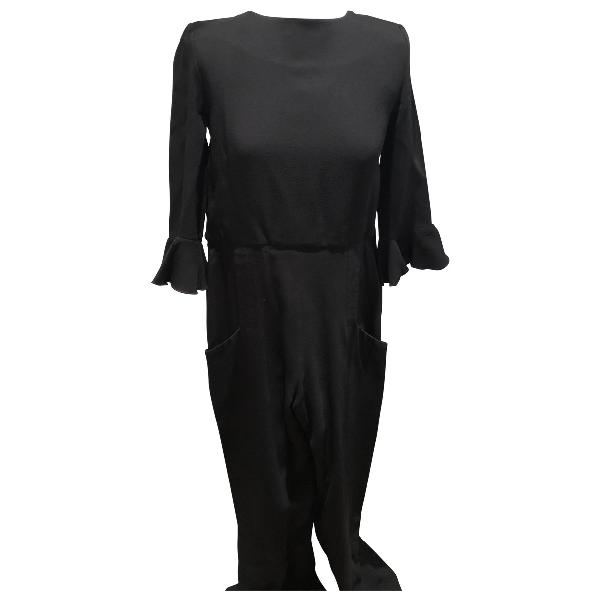 Saloni Black Jumpsuit