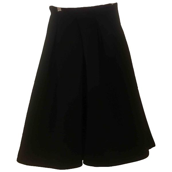 Claudie Pierlot Black Skirt