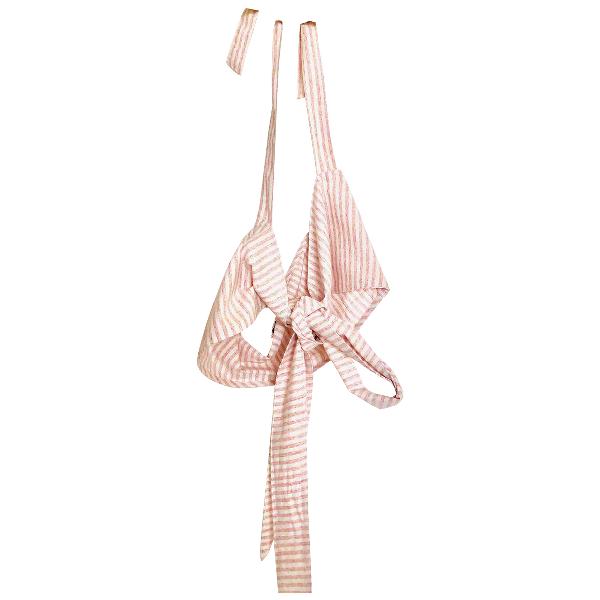 Flynn Skye Pink Cotton  Top
