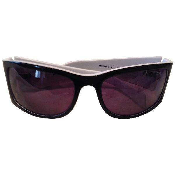 Mugler Black Sunglasses