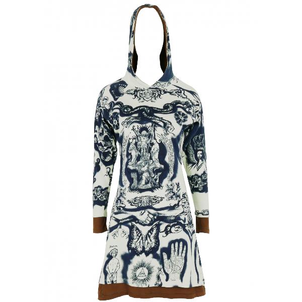 Jean Paul Gaultier Multicolour Cotton Dress