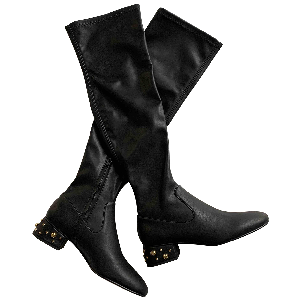See By ChloÉ Black Leather Boots