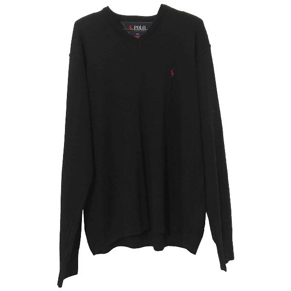 Polo Ralph Lauren Blue Cotton Knitwear & Sweatshirts