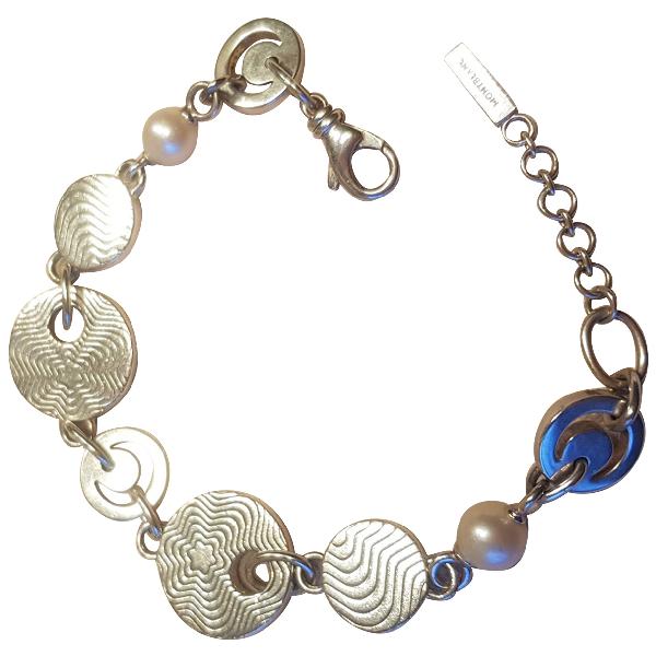 Montblanc Silver Silver Bracelet
