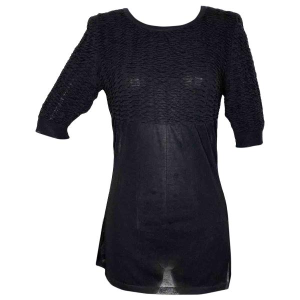 Dolce & Gabbana Black Knitwear