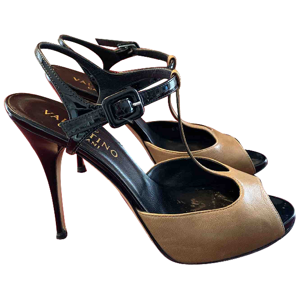 Valentino Garavani Leather Heels