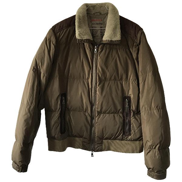 Prada Brown Coat