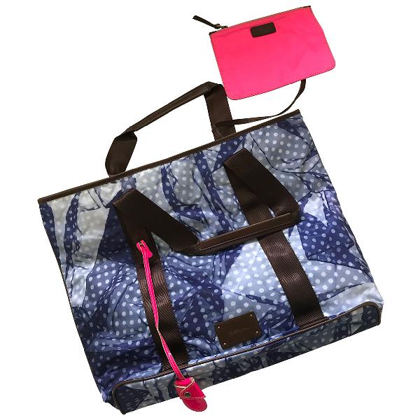 Paul Smith Multicolour Cotton Handbag