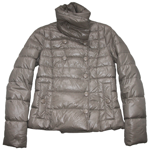 Duvetica Beige Coat