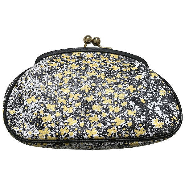 Paul Smith Multicolour Leather Clutch Bag