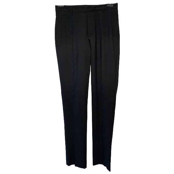 Hope Black Trousers