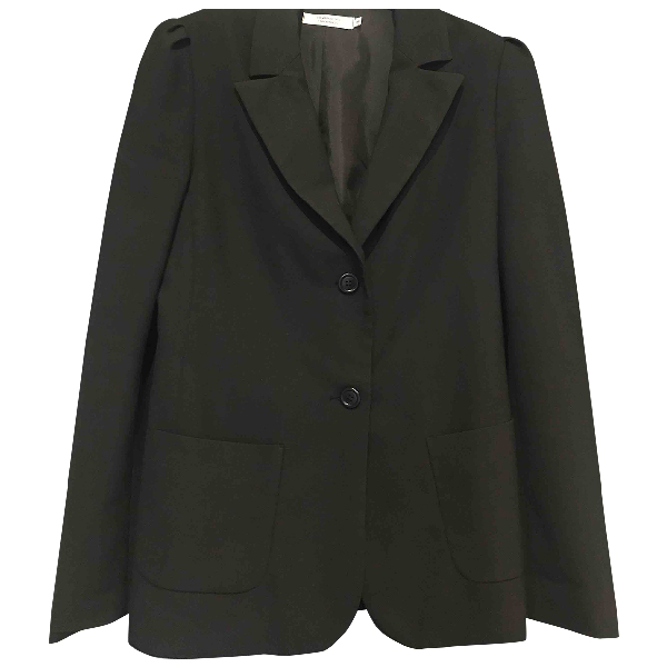 Comptoir Des Cotonniers Black Cotton Jacket