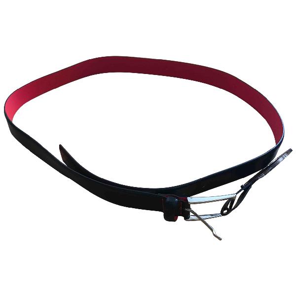 Hugo Boss Black Leather Belt