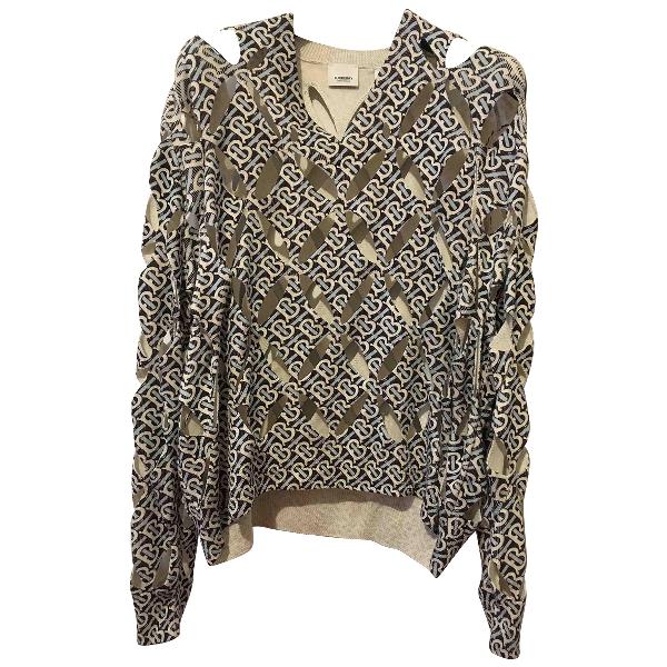 Burberry Wool Knitwear & Sweatshirts