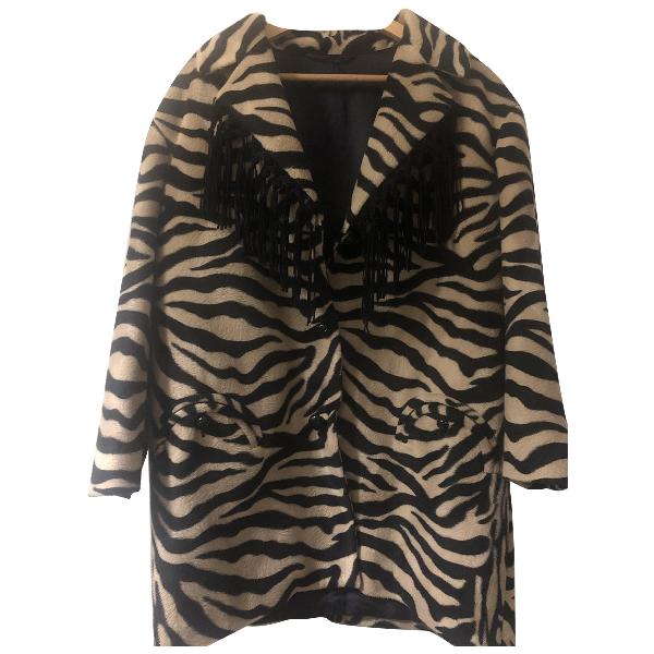BlazÉ Milano Beige Coat