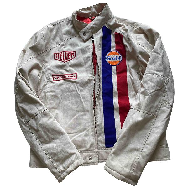 Tag Heuer Multicolour Cotton Jacket