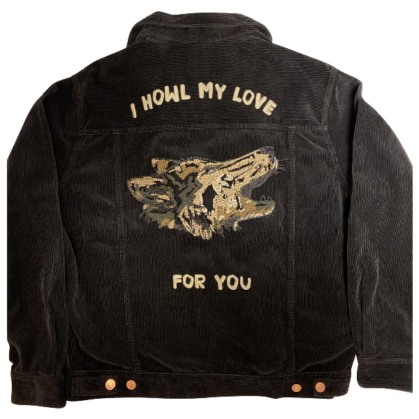 Isabel Marant Black Velvet Jacket