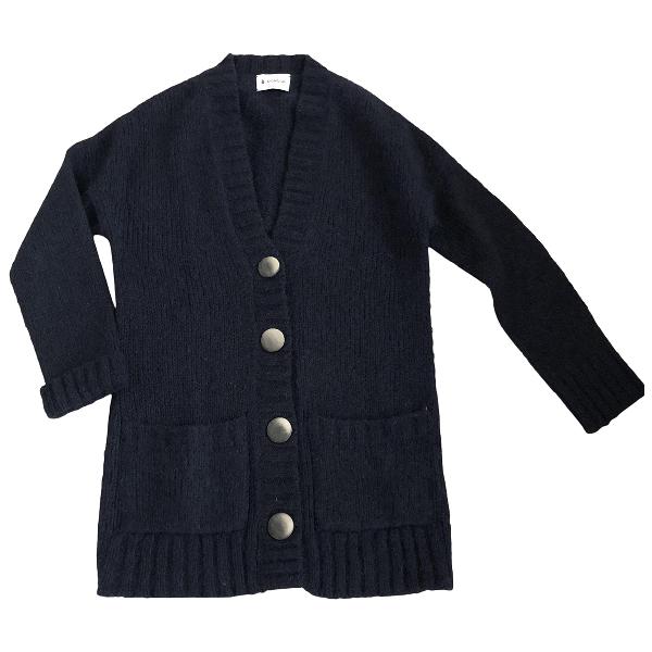 Dondup Blue Wool Knitwear