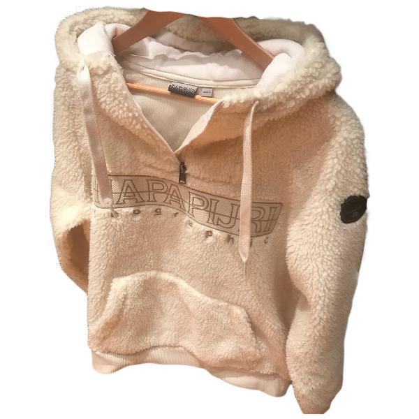 Napapijri Ecru Knitwear