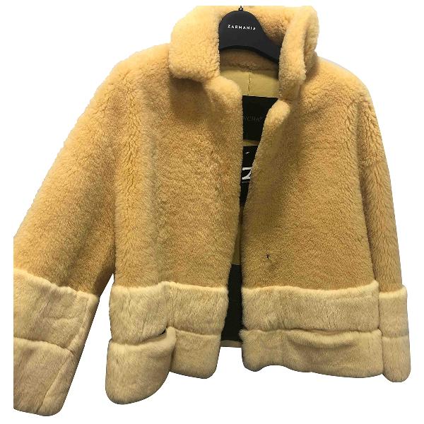 Blancha Yellow Rabbit Jacket