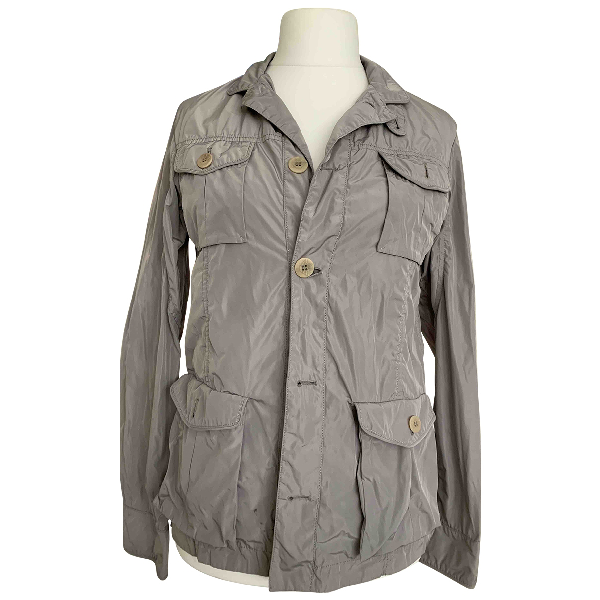 Armani Jeans Grey Jacket