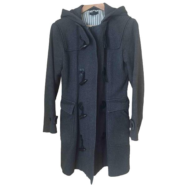 Gant Rugger Grey Wool Coat