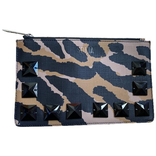 Sonia By Sonia Rykiel Black Clutch Bag