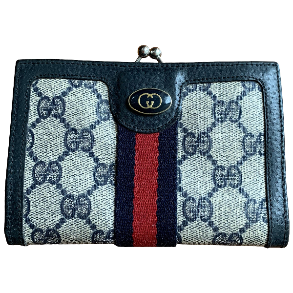 Gucci Ophidia Cloth Wallet
