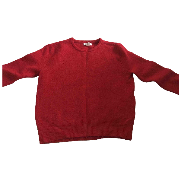 Club Monaco Red Knitwear
