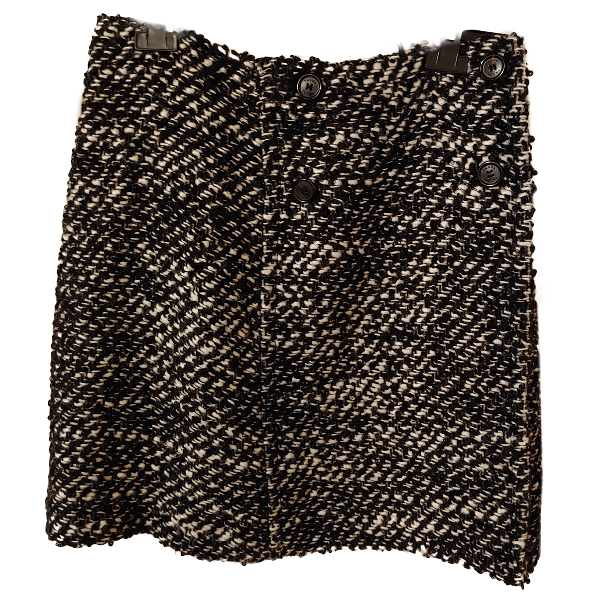 Prada Multicolour Wool Skirt