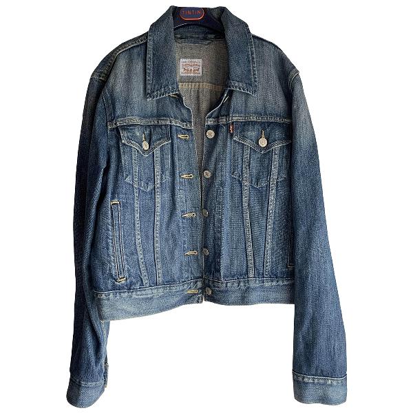 Levi's Blue Denim - Jeans Jacket