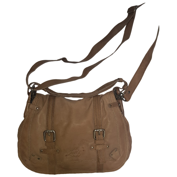 Levi's Anthracite Leather Handbag