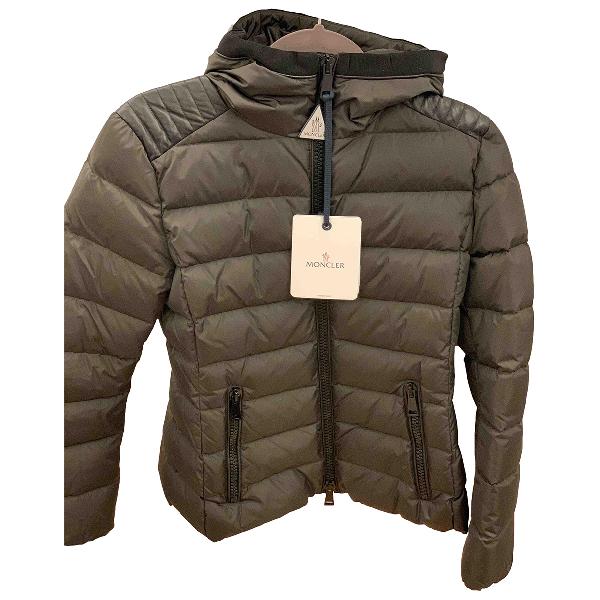 Moncler Classic Khaki Coat