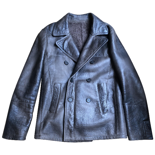 Drome Brown Leather Jacket