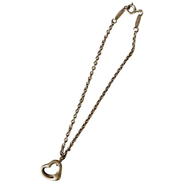 Tiffany & Co Elsa Peretti  Silver Silver Bracelet