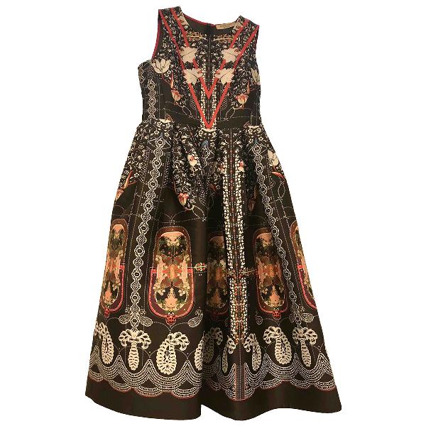 Piccione.piccione Black Dress