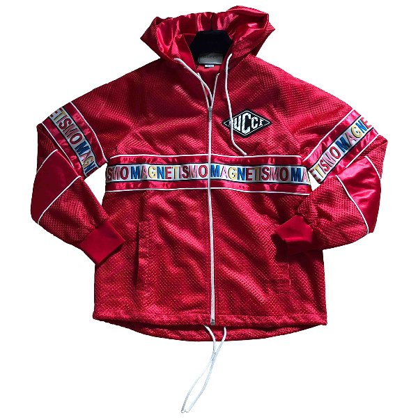 Gucci Red Jacket