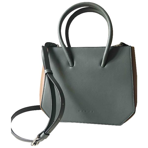 Marni Multicolour Leather Handbag