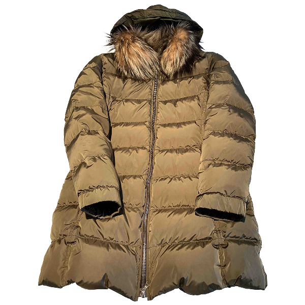 Prada Khaki Coat