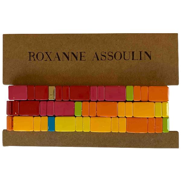 Roxanne Assoulin Multicolour Metal Bracelet
