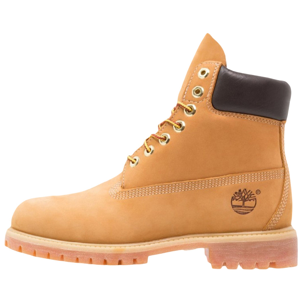 Timberland Camel Leather Boots