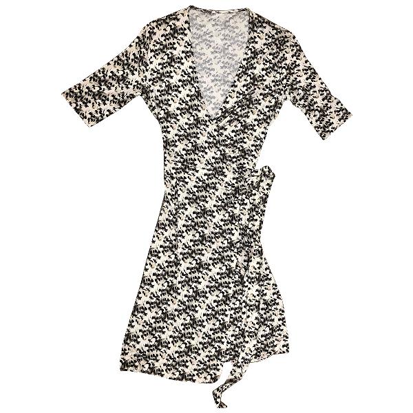 Just Cavalli Multicolour Cotton - Elasthane Dress