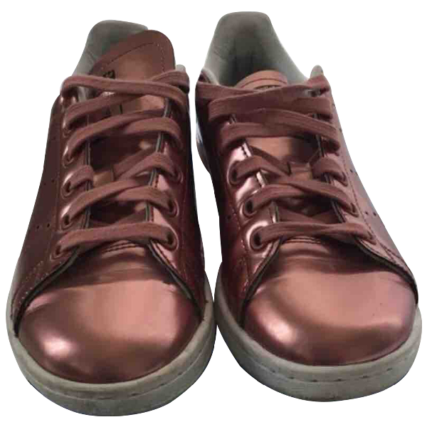 Adidas Originals Stan Smith Pink Leather Trainers