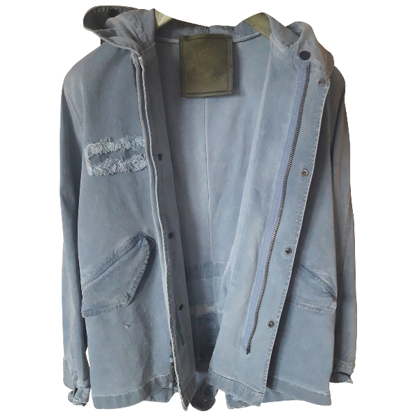 Mr & Mrs Italy Blue Denim - Jeans Coat